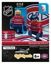 Brandon Prust OYO MONTREAL CANADIENS NHL HOCKEY Mini Figure G1