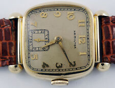 VINTAGE HAMILTON MEN'S  WRIST WATCH