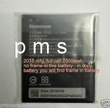 original bl242 lenovo a6000 / a6000 plus  battery 2300mah