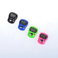 1PCS LCD Electronic Digital Golf Finger Hand Ring Tally Stroke Counter
