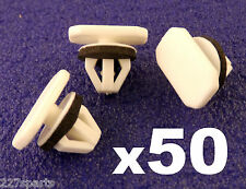 50x Ford Tourneo or Transit Connect Wheel Arch Trim Plastic Clips