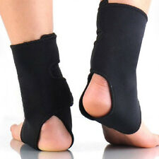 Self-heating Tourmaline Far Infrared Magnetic Therapy Ankle Support Brace Warm