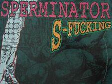 Sperminator, No Women Allowed, S-F**king, 93 Hardcore Techno, Rotterdam Records.