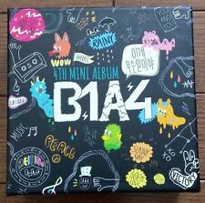 B1A4 What's Happening?/What's the Problem Mini Album CD with Baro Stickers K-Pop