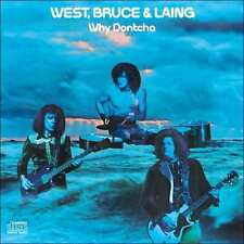 WEST BRUCE & LAING : WHY DONTCHA (CD) sealed