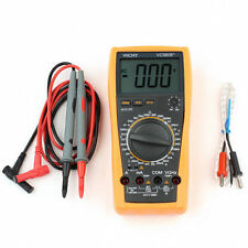 1 New VC9808+ ­­3 1/2  Digital multimeter DCV ACV DCA/R/C/L/F, Ship from USA