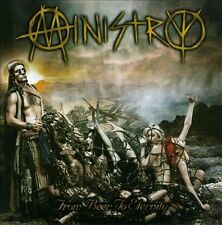 From Beer to Eternity by Ministry (CD, Sep-2013, AFM Records)