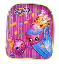 OFFICIAL LICENSED SHOPKINS CHILDREN'S BACKPACK CHILDRENS PINK SHOPKIN SCHOOL BAG