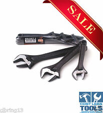 Bahco Triple Pack, 80 Series Adjustable Wrenches - ADJUST3