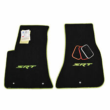Dodge Challenger SRT - HellCat - 392 Floor Mats - Sublime Green - In Stock - USA