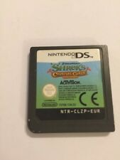 NINTENDO DS NDS DSL NDSL DSi XL GAME CARTRIDGE ONLY SHREK'S CARNIVAL CRAZE