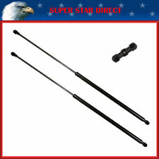 2006-2009 BMW 750I 750LI HOOD LIFT SUPPORTS SHOCKS STRUTS PROPS RODS ARMS DAMPER