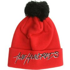 The Hundreds Blot Beanie (red)