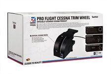 NEW Saitek CES432110002/06/1 Pro Flight Cessna Trim Wheel