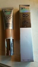 IT Cosmetics Your Skin But Better CC+ Full Coverage Cream - Medium 1.08 oz