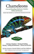 Chameleons: Care and Breeding of Jackson's, Panther, Veiled, and Parson's by...