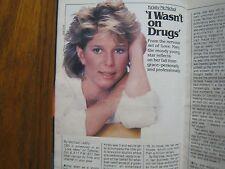 1985 TV  Guide (KRISTY  McNICHOL/CYBILL  SHEPHERD/KATHY  SHOWER/ITZHAK  PERLMAN)