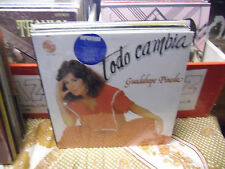 Todo Cambia Guadalupe Pineda vinyl LP 1986 NGS Records EX IN Shrink [Mexico]