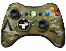 Camouflage Wireless Controller - Special Edition Transforming D-Pad XBOX 360 NEW