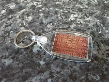 Overlook Hotel Carpet Keyring. NEW Inspired by horror The Shining. Kubrick, King