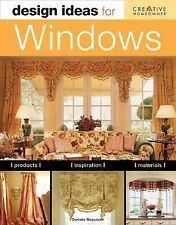 Design Ideas for Windows, Dorinda Beaumont, Good Condition, Book