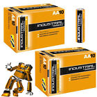 20 X Duracell AA Industrial Battery MN1500 Alkaline Replaces Procell Expiry 2021