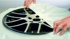 Alloy Wheel Repair Masking Paint Absorbent Film Masking Rims PACK OF 4 PIECES