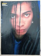 BRAVO POSTER Terence Trent D'Arby - 80er Jahre !!!!