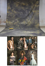 B5067 10x20ft 3X6M Mottle muslin backdrop Photo Studio Muslin dyed Backdrops