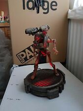 """Doom 12"""" Revenant Statue With Collectors Edition - No Game Included"""