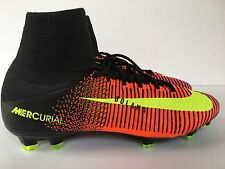NEW NIKE ID MERCURIAL SUPERFLY V FG SOCCER CLEAT MEN SIZE 12 CRIMSON 831940 870