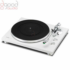 Teac tn-300 Belt Drive Turntable, Salida Usb & Phono Stage-Blanco - (Tn300)