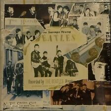 THE BEATLES 'ANTHOLOGY VOLUME 1' UK TRIPLE LP