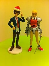 Capsule figure set of 2