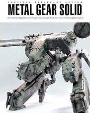*EXCLUSIVE NEW* ThreeZero Three A 3A Metal Gear Solid REX 1/48 MGS + Snake Pilot