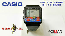 "CASIO VINTAGE GH-17 GAME ""SPACE HERO"" MODULO 920 JAPAN AÑO 1985"