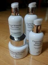 The Skin House Crystal whitening plus Toner, Emulsion, Serum, Cream set Unisex