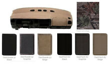 BMW Specialty Dash Cover Custom Fit Tech Fabric Camouflage Suede Fabrics SPBMW
