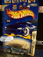 HOT WHEELS 2003 FE #34 #46 -3 1968 MUSTANG W/O GOODYR TAMPO 03MTL CA