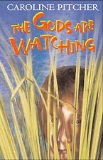 The Gods Are Watching (Black Cats), Pitcher, Caroline, New Book