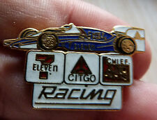 PIN'S VOITURE F1 INDY CAR USA TEAM 7 ELEVEN RACING CHIEF AUTO EGF