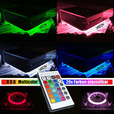 RGB LED USB Design cooler cooling Fan Stand Xbox One S 360 Scorpio controler