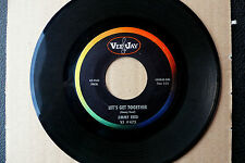 """7"""" Jimmy Reed - Let's Get Together - USA Vee Jay"""