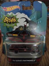 HOT WHEELS RETRO BATMAN CLASSIC TV SERIES BATMOBILE DJF46 *NEW*