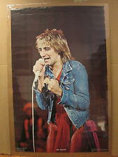 Rod Steward rock n roll orig 1978 Vintage Poster 5975