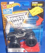 MATTEL HOT WHEELS  MONSTER JAM OFF ROAD 1:64 MONSTER TRUCK SOLDIER FORTUNE BLACK