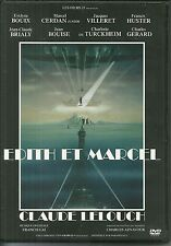 DVD - EDITH ( PIAF ) ET MARCEL avec JACQUES VILLERET, FRANCIS HUSTER /COMME NEUF