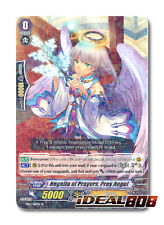 Cardfight Vanguard  x 4 Regalia of Prayers, Pray Angel - EB12/016EN - R Mint