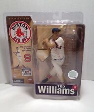 McFarlane Baseball Cooperstown Collection #4 Ted Williams Variant Boston Red Sox