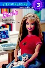 Barbie.com: Kitty's Surprise (Step-Into-Reading, Step 3) Richards, Barbara, S.I